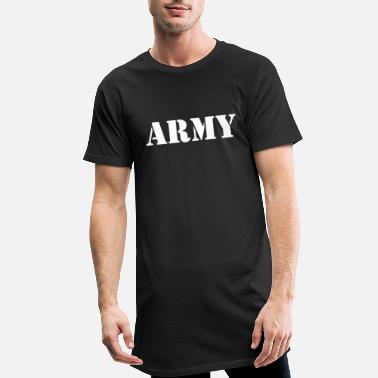 Army Reserve Army - Men's Long T-Shirt