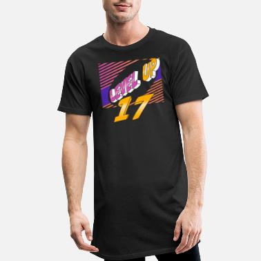 Concentration LEVEL UP 17 - T-shirt long Homme