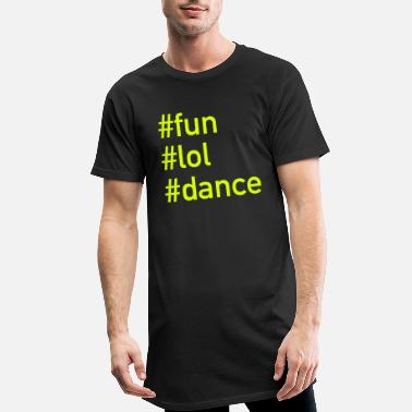 Fun fun - Men's Long T-Shirt