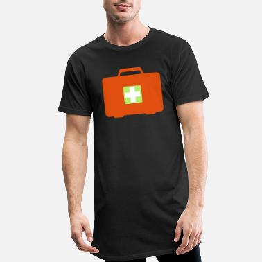 First Aid First aid kit - Men's Long T-Shirt