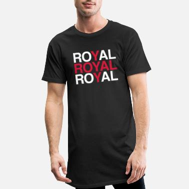 Royal ROYAL - Men's Long T-Shirt