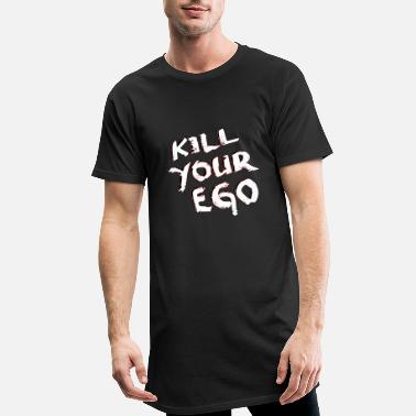 Kill Your Ego kill your ego - Männer Longshirt