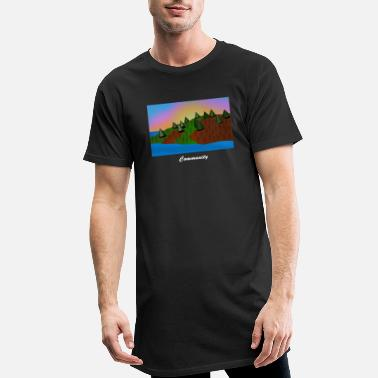 Community Community - Men's Long T-Shirt