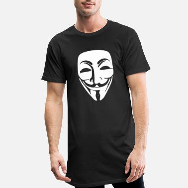 Anonymous anonymous - Men's Long T-Shirt