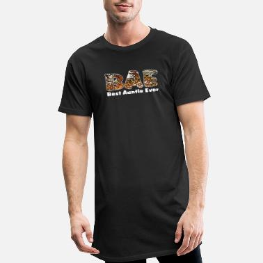Baem Bae Best Auntie Ever - Men's Long T-Shirt