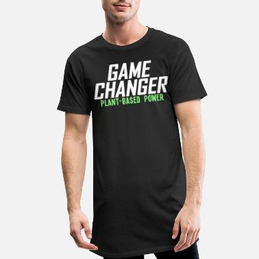 Game Game Changer Plant Based Power - Männer Longshirt