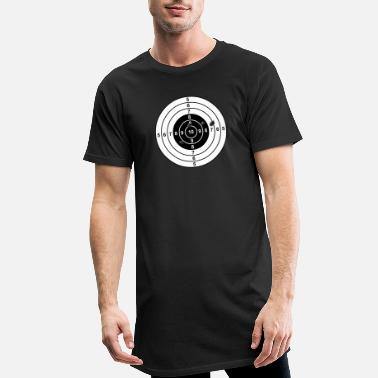 Range target - Men's Long T-Shirt