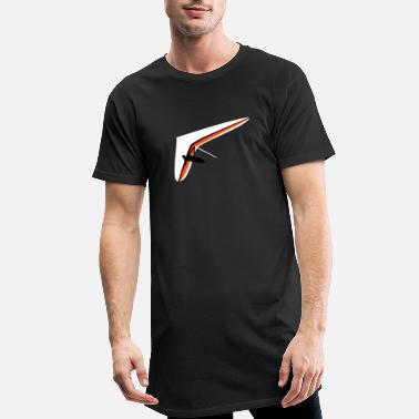 Hanggliding Hangglider - Men's Long T-Shirt
