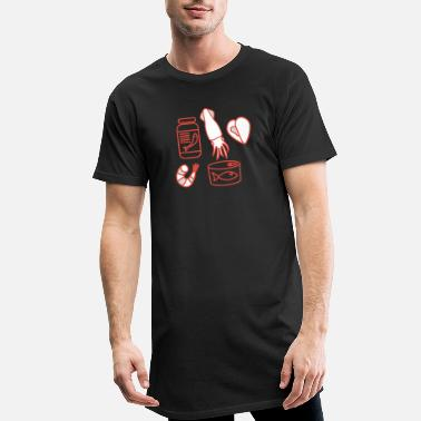 Fruits De Mer fruits de mer - T-shirt long Homme
