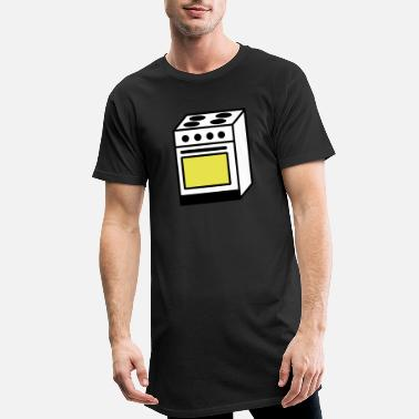 Stove stove - Men's Long T-Shirt