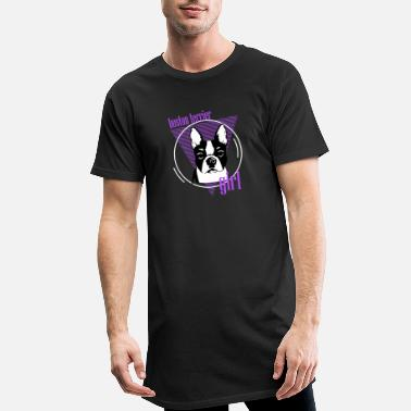 We Are Boston Terriers, Boston Terriers, Dogs For Boston Terriers - Men's Long T-Shirt