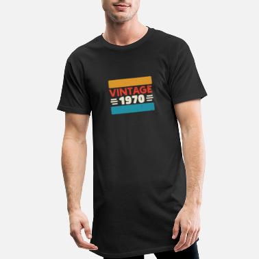 Vintage 1970 - Men's Long T-Shirt