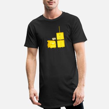 Skewer Cheese and skewer - Men's Long T-Shirt