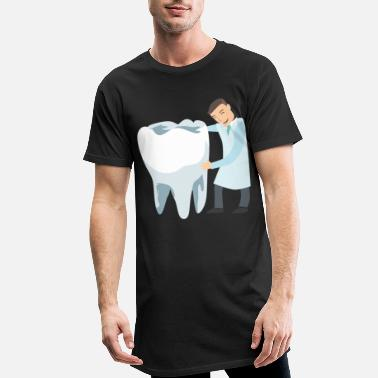 Clinic dentist - Men's Long T-Shirt