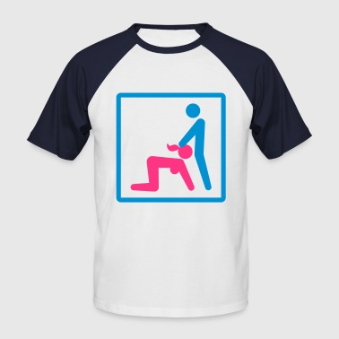 Kamasutra - Blow Job - T-shirt baseball manches courtes Homme