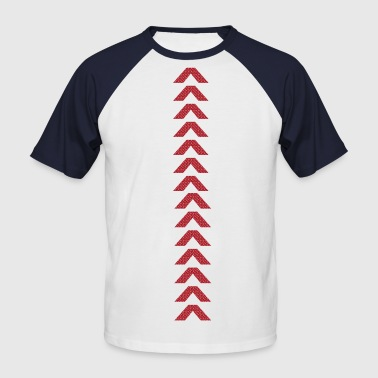 tattoo - T-shirt baseball manches courtes Homme