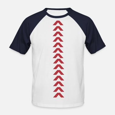 Tatoo tattoo - T-shirt baseball manches courtes Homme