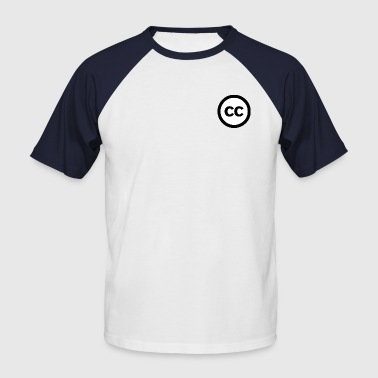 CopyRight - Men's Baseball T-Shirt
