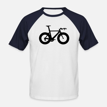 Specialized Triathlon-Rad - Männer Baseball-T-Shirt