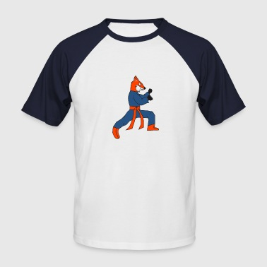 Karate Karate Karate Karate - Men's Baseball T-Shirt