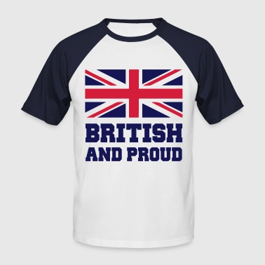 British - Men's Baseball T-Shirt