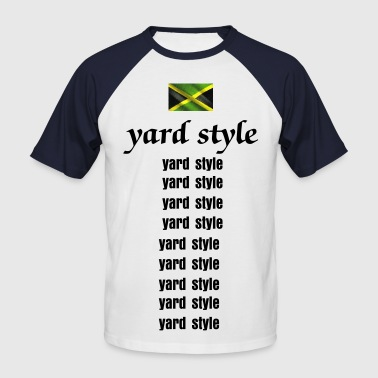 da yard classicasual - Men's Baseball T-Shirt