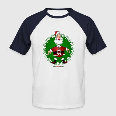 Santa Claus - Men's Baseball T-Shirt