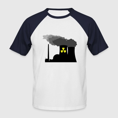 Nuclear Power - Männer Baseball-T-Shirt