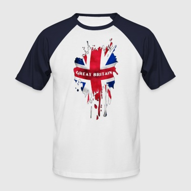 Great Britain - T-shirt baseball manches courtes Homme