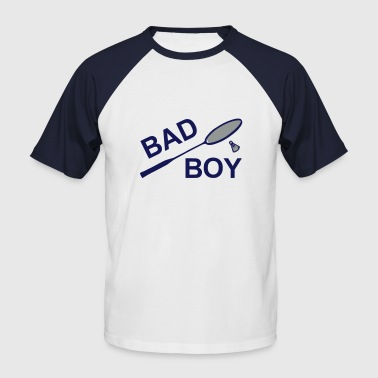 bad boy 2 - T-shirt baseball manches courtes Homme