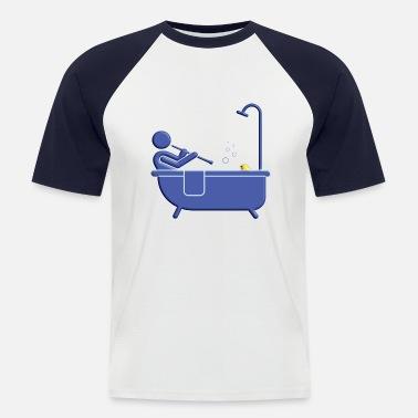 Uomo In Vasca Da Bagno.Ordina Online Magliette Con Tema Vasca Da Bagno Spreadshirt