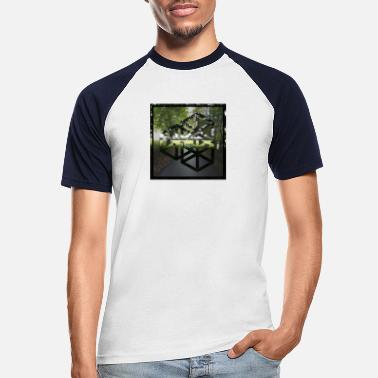 Complex Complexity - Men's Baseball T-Shirt
