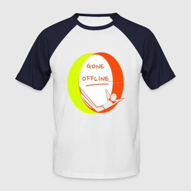 Race - T-shirt baseball manches courtes Homme