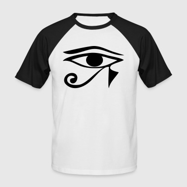 horus - T-shirt baseball manches courtes Homme