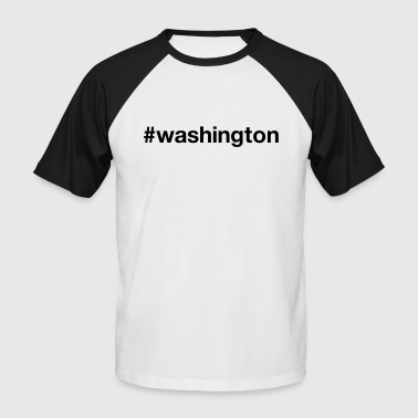 WASHINGTON - Männer Baseball-T-Shirt