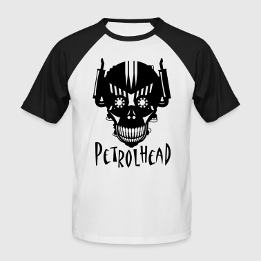 Ladies Petrolhead t-shirt - Men's Baseball T-Shirt