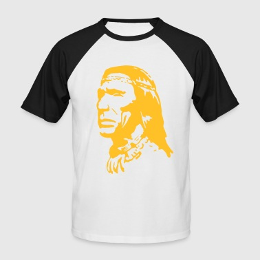 Indianer 1 - Men's Baseball T-Shirt