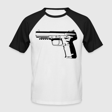 FN Five Seven - Men's Baseball T-Shirt