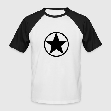 star - Men's Baseball T-Shirt