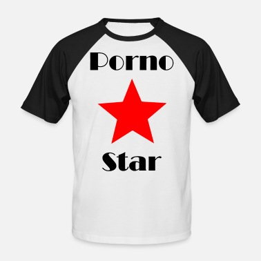 Cool Porn PORN STAR - Men's Baseball T-Shirt