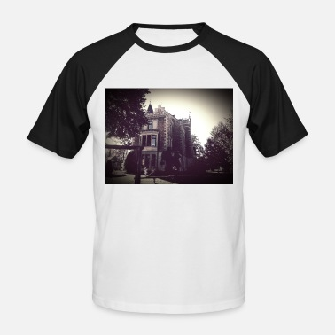 Town Hall ChriJu - manufactory - Men's Baseball T-Shirt