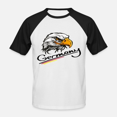 German Eagle German Eagle - Men's Baseball T-Shirt