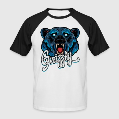 Grizzly - Männer Baseball-T-Shirt