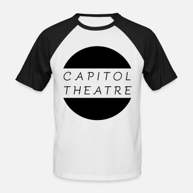 The Capitol CAPITOL THEATER (v) - Men's Baseball T-Shirt