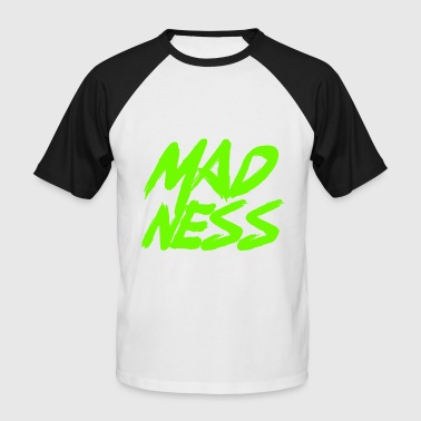 This Is MADNESS - Mannen baseballshirt korte mouw