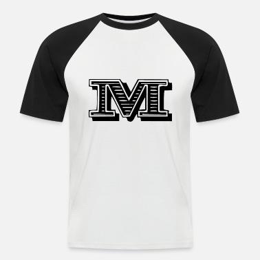 Koszulki Z Motywem Litera M Zamów Online Spreadshirt