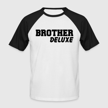 Brother Deluxe - T-shirt baseball manches courtes Homme
