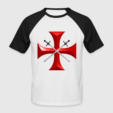 templar - Men's Baseball T-Shirt