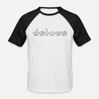 Deluxe deluxe - Men's Baseball T-Shirt