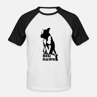 Big Dog Big Dog - Men's Baseball T-Shirt